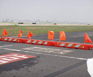 Airport Barricades