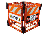 WORKGUARD Construction Barrier System