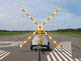 Lighted Runway Closure Marker
