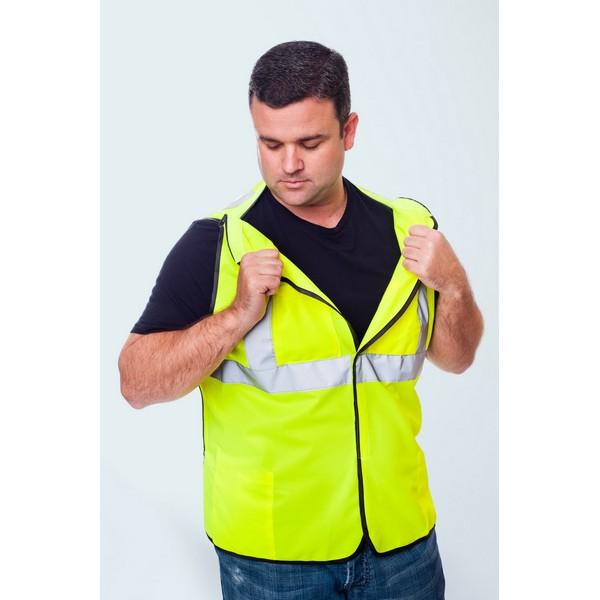 Class II 5 Point Breakaway Solid Vest