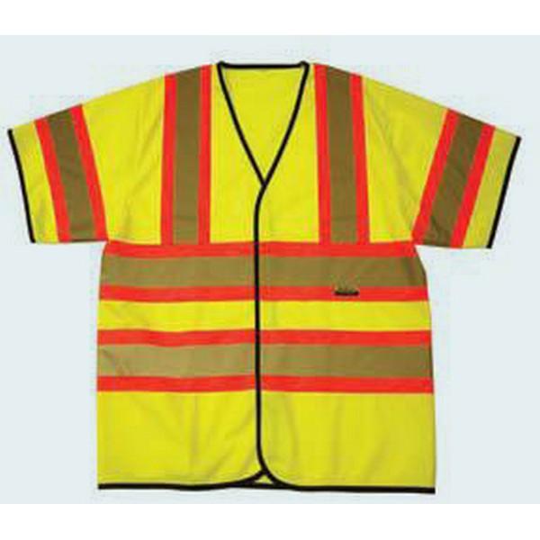 Class 3 Short Sleeve Vest w/ Pocket