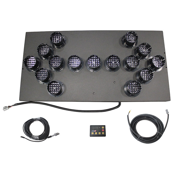 15 Lamp LED Board 24x48