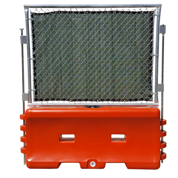 Gawk Screen For Water Wall Fence