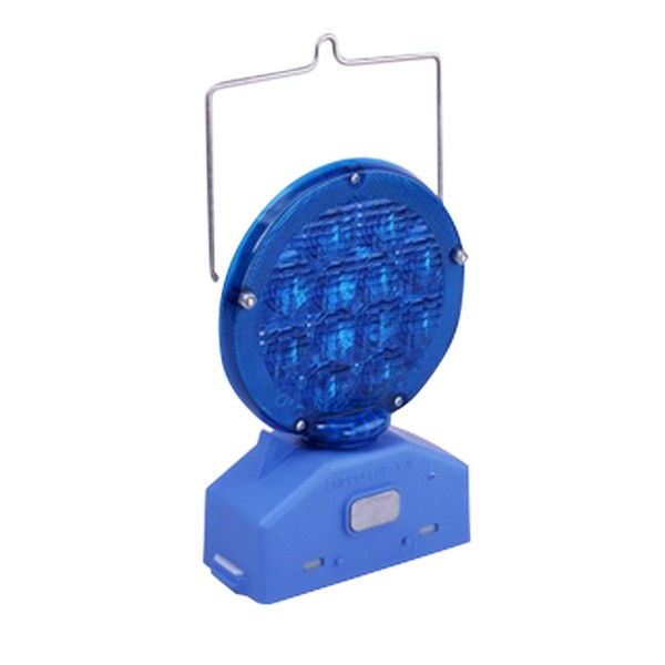 Blue Light Weight Flare
