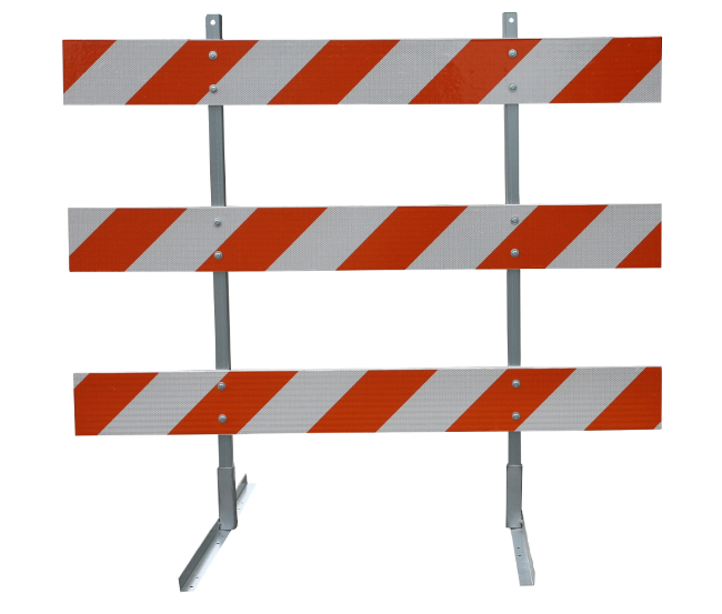 Type Iii Wood Barricades Traffic Barricades 120 Quot Type 3