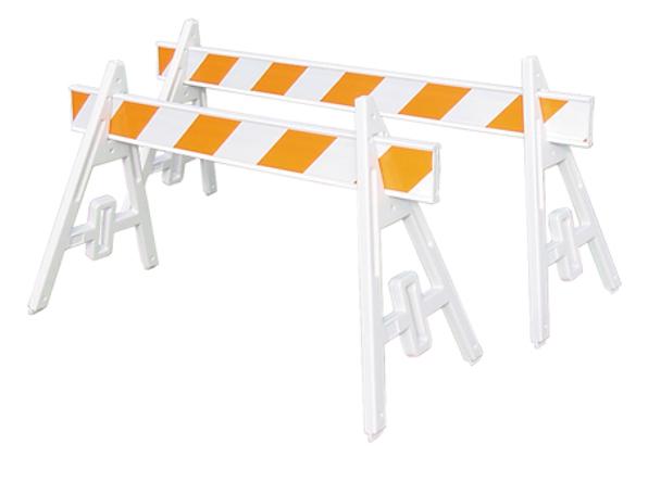 10' Parade Barricade, Traffic Barricades, Metro-A- Cades