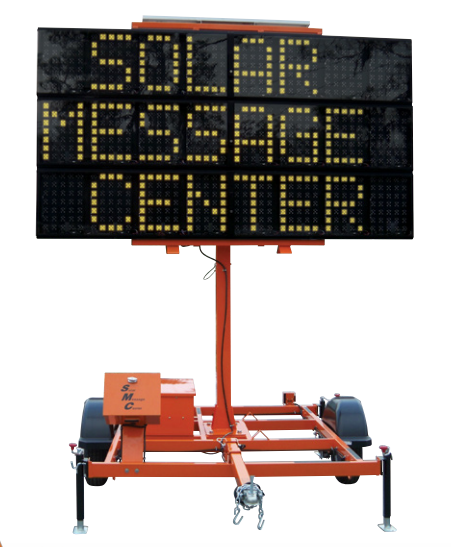 Traffic Message Boards Solar Arrow Boards And More From